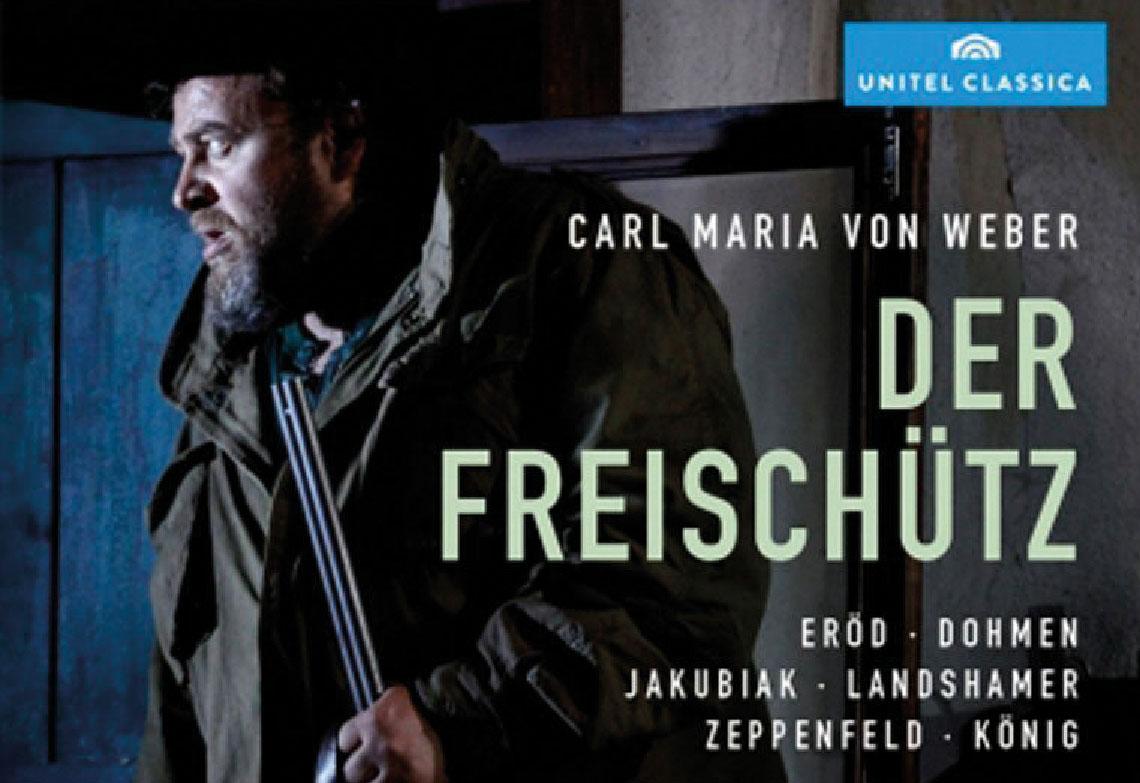 Carl Maria von Weber : Le Freischütz
