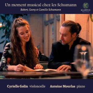 Un moment musical chez les Schumann