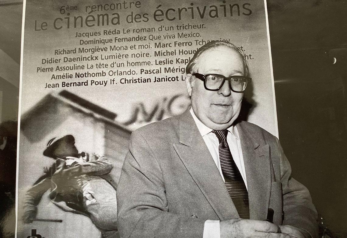 Marc ferro professeur d'histoire et cinéma