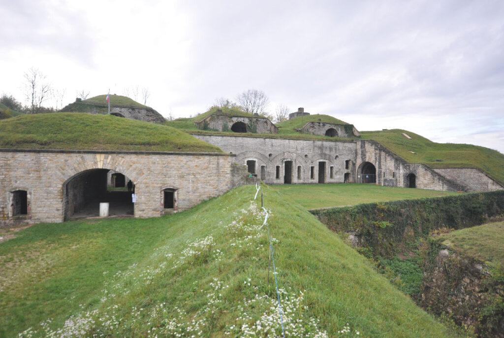 Fortifications Hautes Perches Séré de Rivières