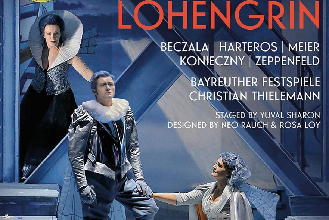 Richard Wagner, Lohengrin
