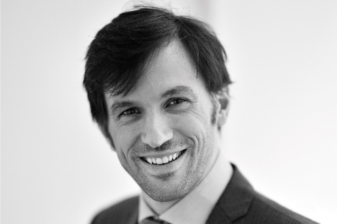 Charles Keller, cofondateur de WE box