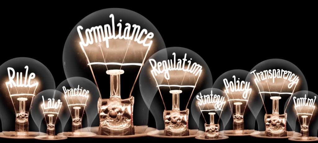 Compliance et conformité, etymologie