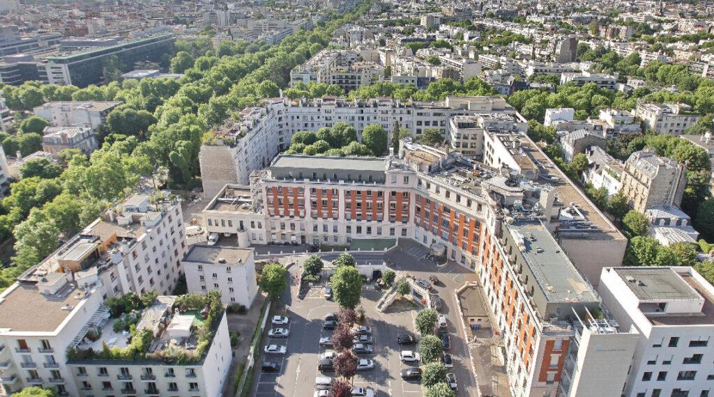 Hopital américain de Paris
