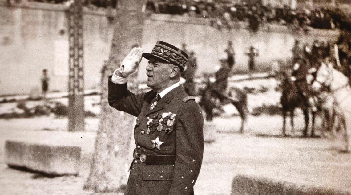 Général Olry