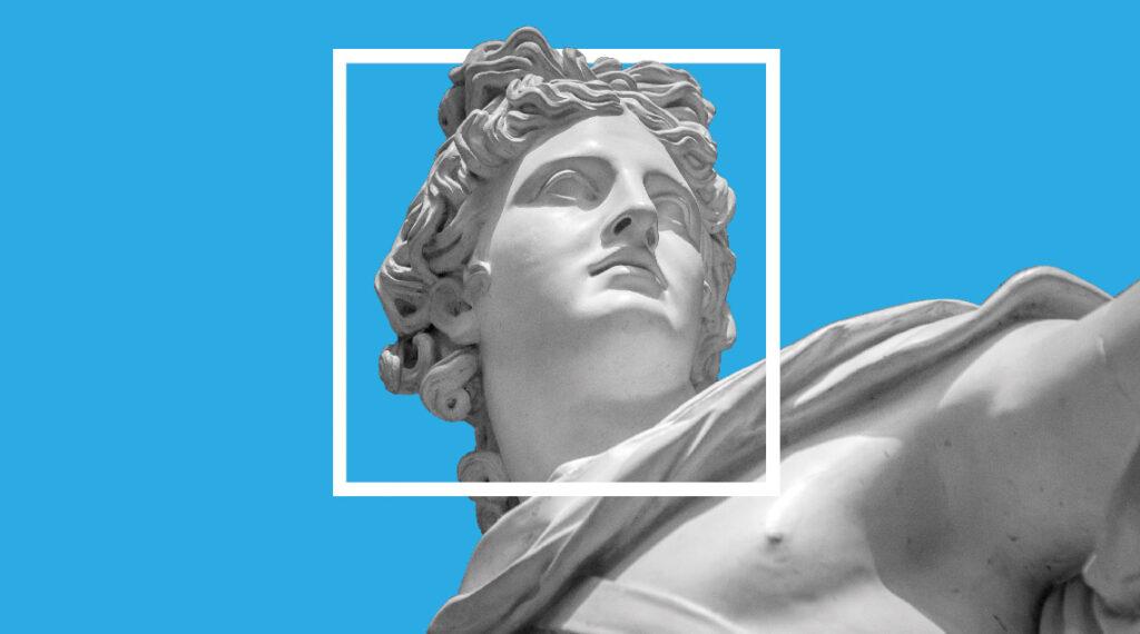politique européenne, l'Apollon du Belvédère