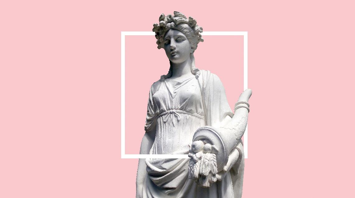 Quel projet pour l'Union européenne ? Statue de Cérès