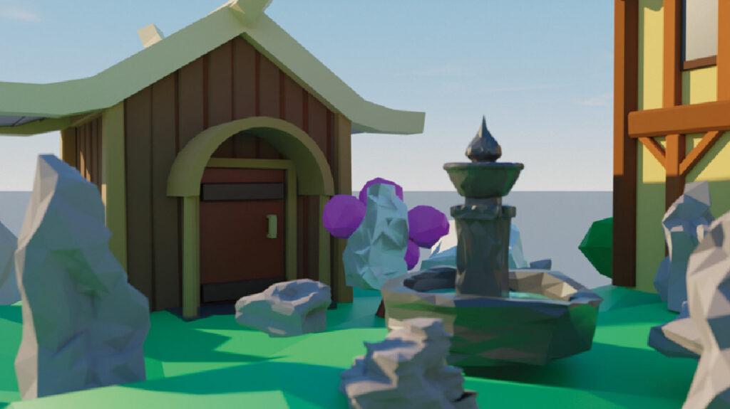 Projet réalisé dans le cadre de la chaire science et jeu vidéo : Maintenir les liens sociaux entre l'enfant hospitalisé et sa classe: Création d'une récréation connectée