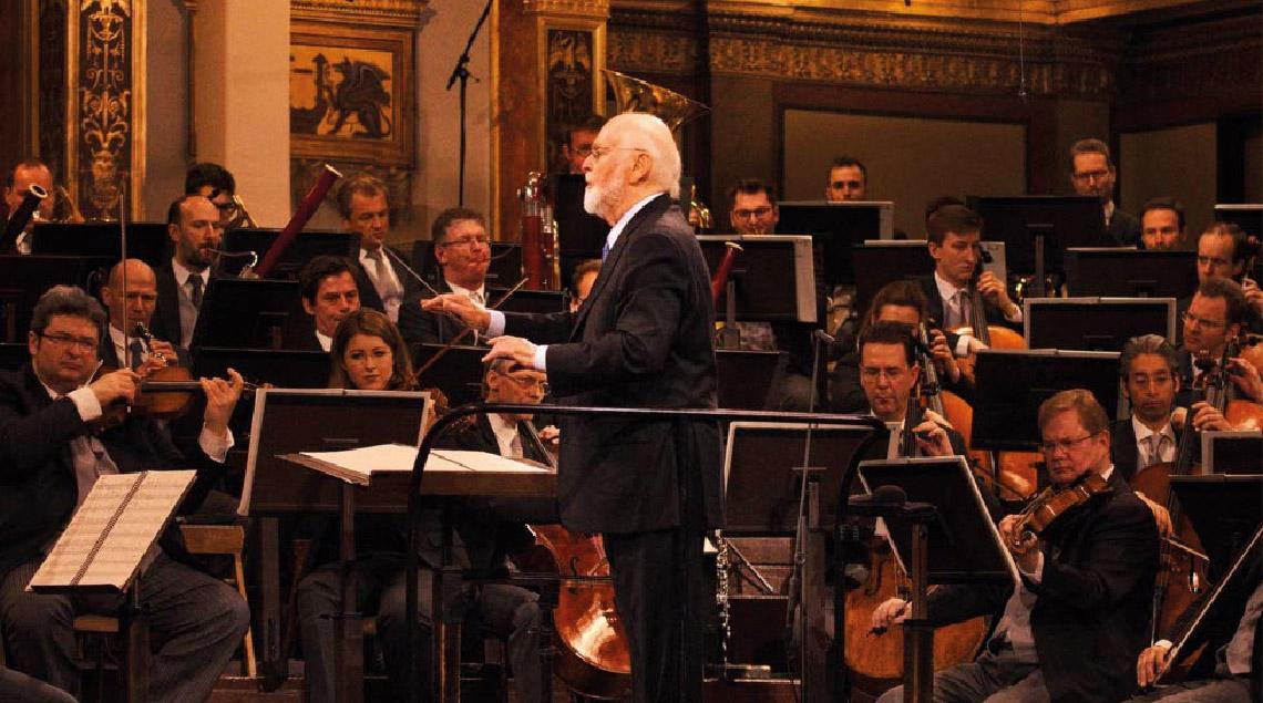 John Williams: Concert de Gala à Vienne