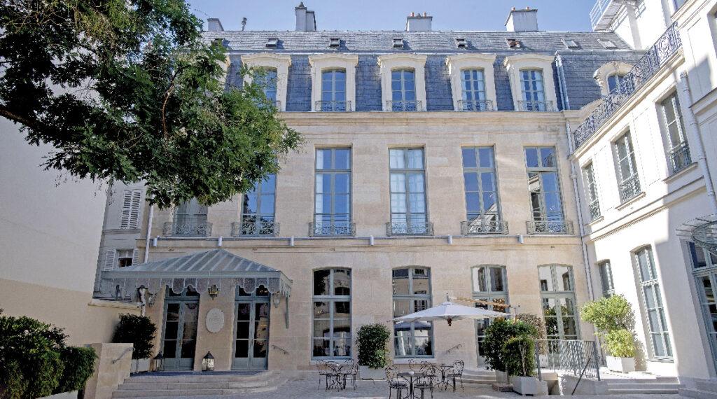 Maison des X, hôtel de Poulpry