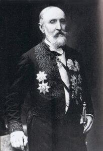 Emile Bertin, ingénieur du génie maritme
