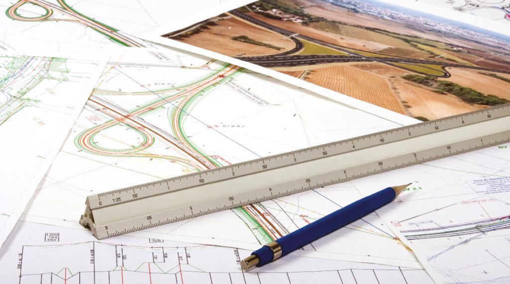 Aménagement du territoire : conception d'une route