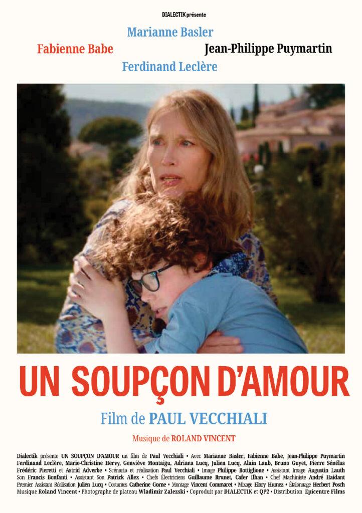 Un soupçon d'amour, film de Paul Vecchiali