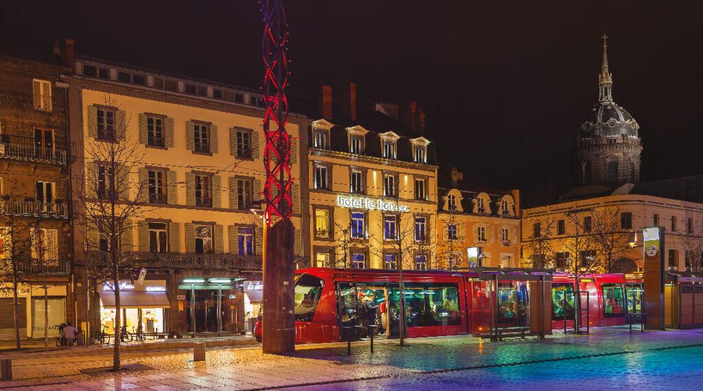développement du territoire de Clermont-Ferrand