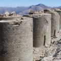 Fort du Chabreton pris par le lieutenant Miguet