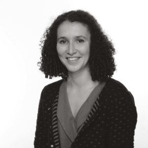 Céline Moucer (2016), en deuxième année au corps des Ponts, a été formée lors de son stage FHM.