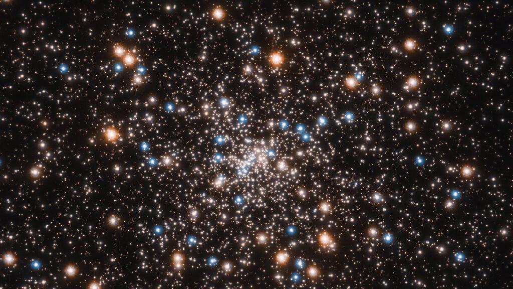 amas NGC 6397
