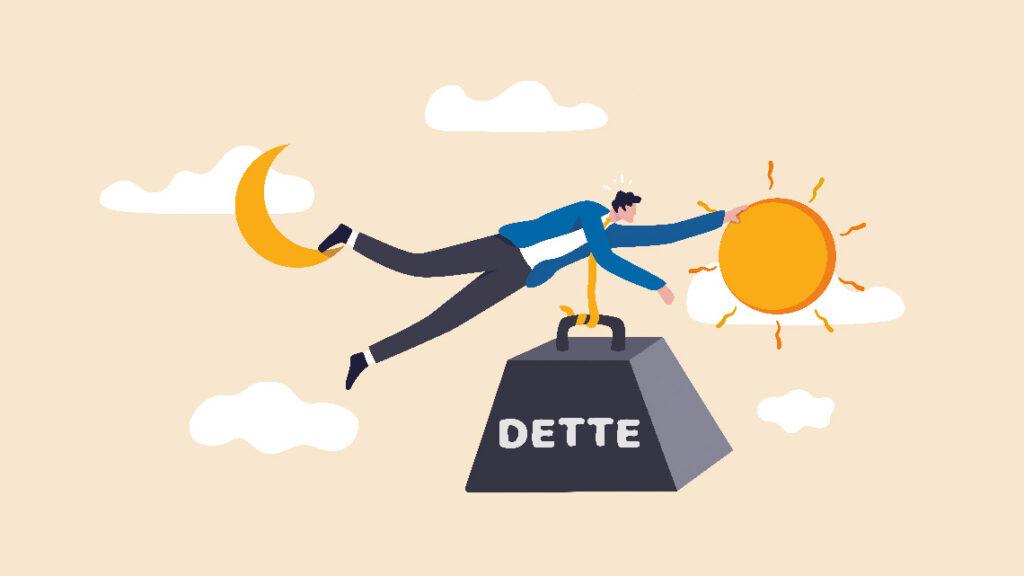 usage de la dette