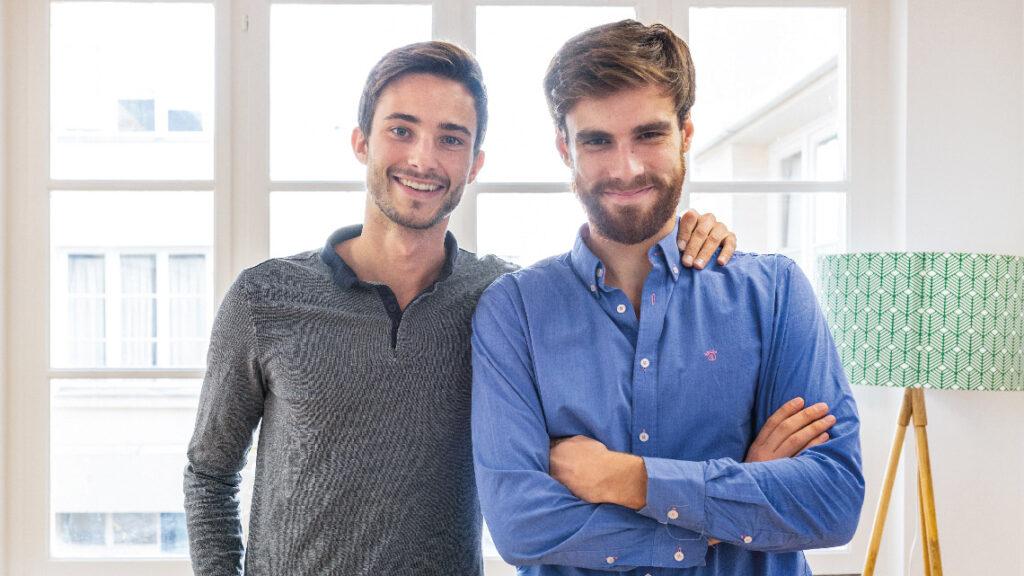 En 2016 Timothée Mével (M2016) a fondé Zack avec Pierre-Emmanuel Saint-Esprit