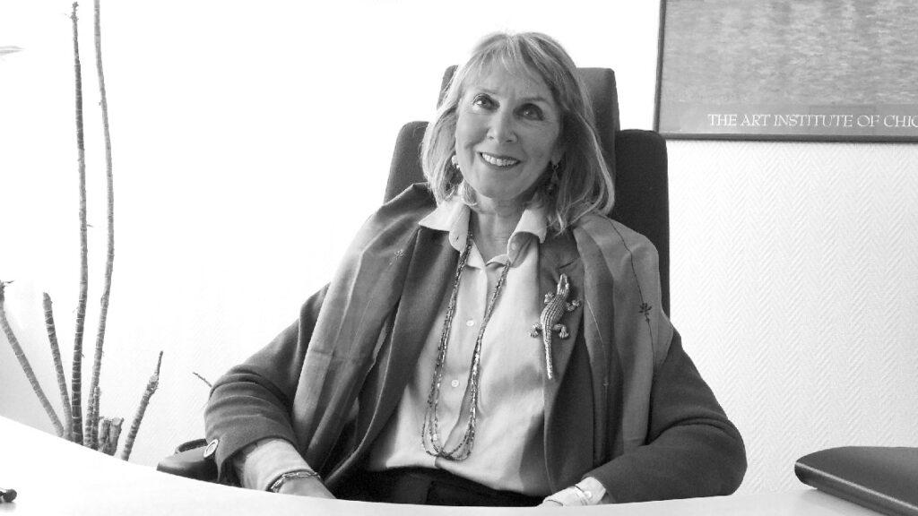 Anne Delaigue, cheffe du service psychologie de l'école polytechnique