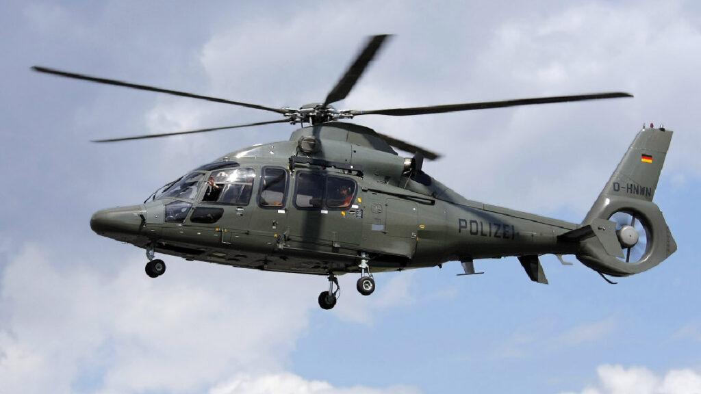 Airbus H 155.