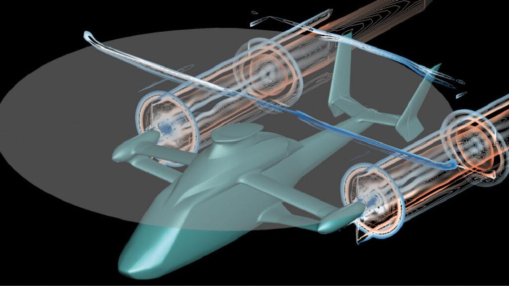 Les recherches hélicoptères à l'ONERA