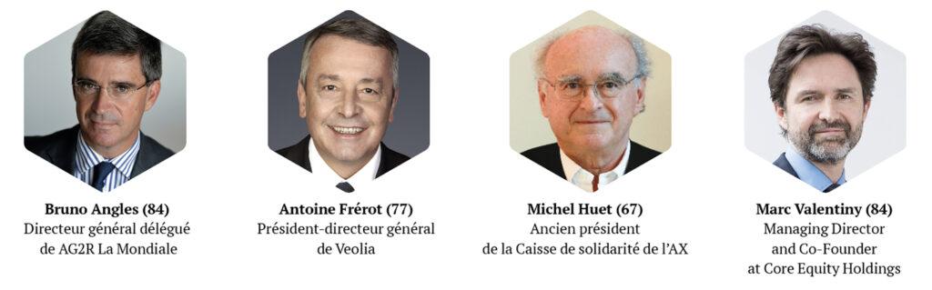 Elections AX - Candidats sortants